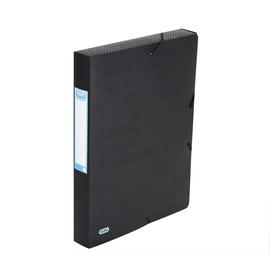Sammelbox Urban 240x320mm 40mm Rücken schwarz PP Elba 400104371 Produktbild