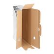 Archivbox easyboxx 100x250x350mm Rückenbreite 100mm weiß Leitz 6132-00-00 Produktbild Additional View 4 S