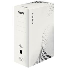 Archivbox easyboxx 150x250x350mm Rückenbreite 150mm weiß Leitz 6133-00-00 Produktbild