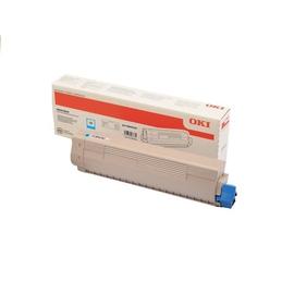 Toner für C833/C843 10000Seiten cyan OKI 46443103 Produktbild