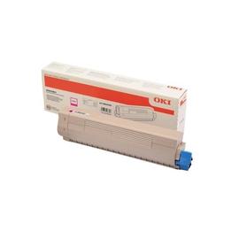 Toner für C833/C843 10000Seiten magenta OKI 46443102 Produktbild