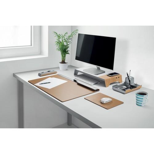 schreibtisch organizer smartstyle 240x150x36mm metallic holz mit filz acryl sigel sa400 kaufen. Black Bedroom Furniture Sets. Home Design Ideas