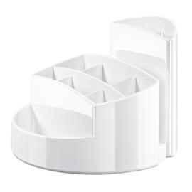 Multiköcher Rondo Durchmesser 140mm/H 109mm weiß Kunststoff Han 17460-12 Produktbild