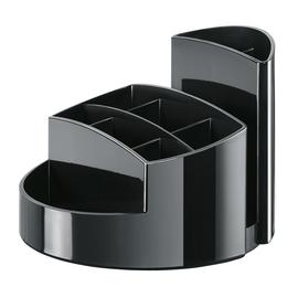 Multiköcher Rondo Durchmesser 140mm/H 109mm schwarz Kunststoff Han 17460-13 Produktbild