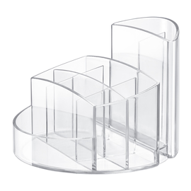Multiköcher Rondo Durchmesser 140mm/H 109mm transparent Kunststoff Han 17460-23 Produktbild