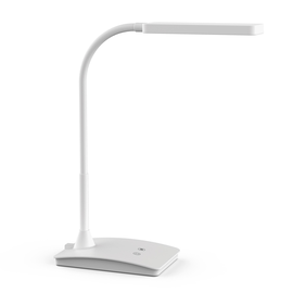Tischleuchte LED MAULpearly colour vario dimmbar weiß Kunststoff Maul 82017-02 Produktbild