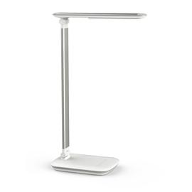 Tischleuchte LED MAULjazzy dimmbar mit Standfuß weiß Kunststoff Maul 82018-02 Produktbild