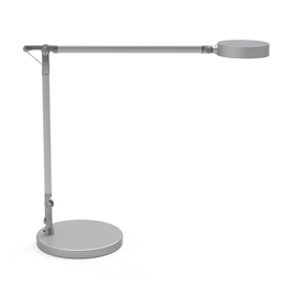 Tischleuchte LED MAULgrace colour vario dimmbar mit Standfuß silber Kunststoff Maul 82050-95 Produktbild