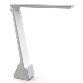 Tischleuchte LED MAULseven colour vario mit Akku grau Kunststoff Maul 81801-84 Produktbild