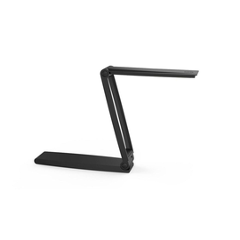 Tischleuchte LED MAULzed mit Akku dimmbar schwarz Kunststoff Maul 81802-90 Produktbild