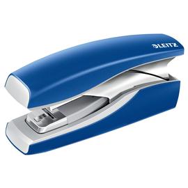 Heftgerät NeXXt Softpress 5603 bis 30Blatt für Heftklammer Softpress blau Leitz 5603-00-35 Produktbild