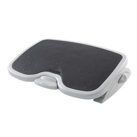 Fußstütze SmartFit SoleMate Plus Trittfläche 559x356mm höhenverstellbar grau Kensington 56146 Produktbild