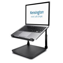 Laptop Ständer SmartFit ohne Qi-Ladepad 28,2x11,7x27,4cm Metall/Kunststoff schwarz Kensington K52783WW Produktbild