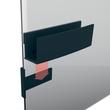 Ablagefach artverum 160x54x43mm magnethaftend anthrazit Sigel GL803 Produktbild Additional View 6 S