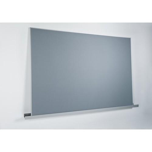 Wandschiene 200x4,4x9,3cm Aluminium silber Sigel MU060 Produktbild Additional View 2 L