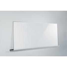 Wandschiene 200x4,4x9,3cm Aluminium silber Sigel MU060 Produktbild