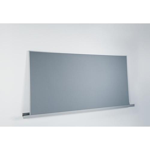 Wandschiene 200x4,4x9,3cm Aluminium silber Sigel MU060 Produktbild Additional View 1 L