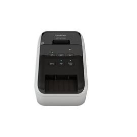 Etikettendrucker QL 810W für DK-Etiketten -62mm mit WLAN Brother  QL810WZG1 Produktbild