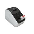 Etikettendrucker QL 810W für DK-Etiketten -62mm mit WLAN Brother  QL810WZG1 Produktbild Additional View 1 S