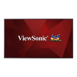 "ViewSonic CDE5510 - 139.7 cm (55"") Klasse (138.7 cm (54.6"") sichtbar) LED-Display - Hotel/Gastgewerbe - 4K UHD Produktbild"