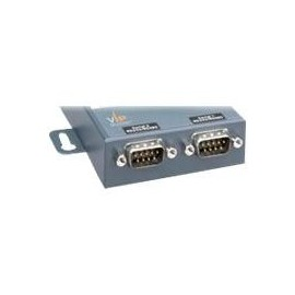 Lantronix Device Server EDS2100 2 Port Secure RS232/422/485 Serial to IP Ethernet Gateway - Geräteserver - 2 Produktbild