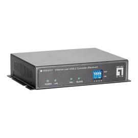 LevelOne VDS-0111 - Netzwerkextender - 100Mb LAN, Ethernet over VDSL2 - 10Base-T, 100Base-TX - bis zu 350 m Produktbild
