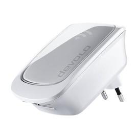 devolo BASIC WLAN - Wi-Fi-Range-Extender - 100Mb LAN - Wi-Fi - 2.4 GHz Produktbild