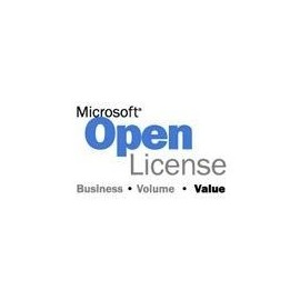 Microsoft Exchange Server Standard CAL - Lizenz- & Softwareversicherung - 1 Geräte-CAL - Open Value - Stufe D - Produktbild