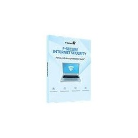F-Secure Internet Security - Box-Pack (1 Jahr) - 3 PCs - Win - Österreich, Deutschland Produktbild