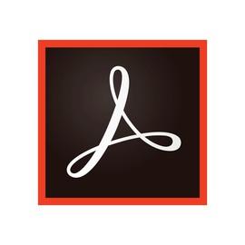 Adobe Acrobat Pro 2017 - Upgrade-Lizenz - 50 Benutzer - Reg. - CLP - Stufe 2 (300000+) Produktbild