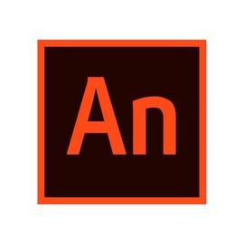 Adobe Animate CC - Abonnement-Lizenz (1 Jahr) - 1 benannter Benutzer - academic - Value Incentive Plan - Stufe 2 (10-49) Produktbild