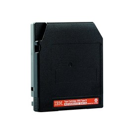 IBM Advanced Data JD - 3592 3592 - 10 TB / 30 TB - mit Farbetiketten - Schwarz, Burnt Orange - für TotalStorage Produktbild