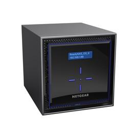 NETGEAR ReadyNAS 424 - NAS-Server - 4 Schächte - 8 TB - SATA 6Gb/s - HDD 2 TB x 4 Produktbild