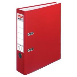 Ordner maX.file protect A4 80mm rot PP Herlitz 5480306 Produktbild