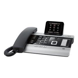 Gigaset DX800A all in one - Schnurgebundenes Telefon / VoIP-Telefon / ISDN-Telefon - Anrufbeantworter mit Produktbild