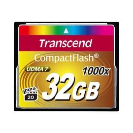 Transcend Ultimate - Flash-Speicherkarte - 32 GB - 1000x - CompactFlash Produktbild