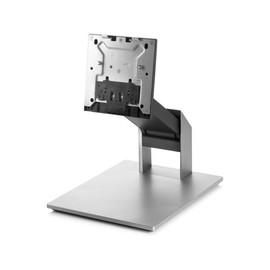 """HP Recline Stand - Ständer-Kit für All-In-One - Schwarz, Silber, Asteroid (23.8"""") - Montageschnittstelle: 100 x Produktbild"""