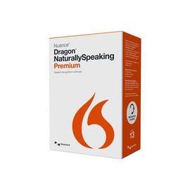 Dragon NaturallySpeaking Premium - (v. 13) - Box-Pack (Versions-Upgrade) - 1 Benutzer - Upgrade von Ver. 11 oder Produktbild