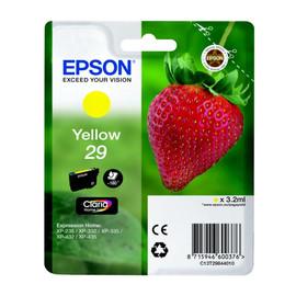 Tintenpatrone 29 für Epson Expression Home XP235/330/430 3,2ml yellow Epson T298440 Produktbild