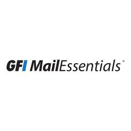 GFI MailEssentials Anti-Spam Edition - Erneuerung der Abonnement-Lizenz (2 Jahre) - 1 Postfach - Volumen - 50-249 Produktbild