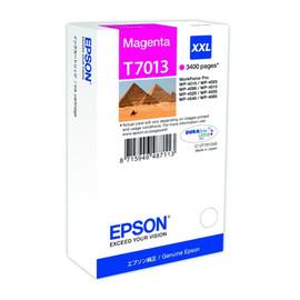 Tintenpatrone T7013XXL für Epson WP4015DN/WP4525DNF 3400Seiten magenta Epson T701340 Produktbild