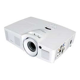Optoma DU400 - DLP-Projektor - tragbar - 3D - 4000 ANSI-Lumen - WUXGA (1920 x 1200) Produktbild
