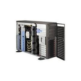 Supermicro SC747 BTQ-R1K62B - Tower - 4U - SATA/SAS - Hot-Swap 1620 Watt Produktbild
