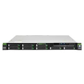 Fujitsu PRIMERGY RX1330 M3, 3,5 GHz, E3-1230V6, 16 GB, DDR3L-SDRAM, 450 W, Rack (1U) Produktbild