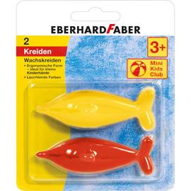 Wachsmalkreiden Delfin Eberhard Faber 523102 (PACK=2 STÜCK) Produktbild