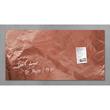 Glas-Magnetboard artverum 910x460x15mm Design Pure-Copper inkl. Magnete Sigel GL269 Produktbild