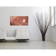 Glas-Magnetboard artverum 910x460x15mm Design Pure-Copper inkl. Magnete Sigel GL269 Produktbild Additional View 7 S