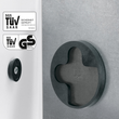Glas-Magnetboard artverum 480x480x15mm Design Pure-Copper inkl. Magnete Sigel GL265 Produktbild Additional View 1 S