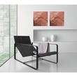 Glas-Magnetboard artverum 480x480x15mm Design Pure-Copper inkl. Magnete Sigel GL265 Produktbild Additional View 5 S