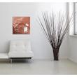 Glas-Magnetboard artverum 480x480x15mm Design Pure-Copper inkl. Magnete Sigel GL265 Produktbild Additional View 6 S